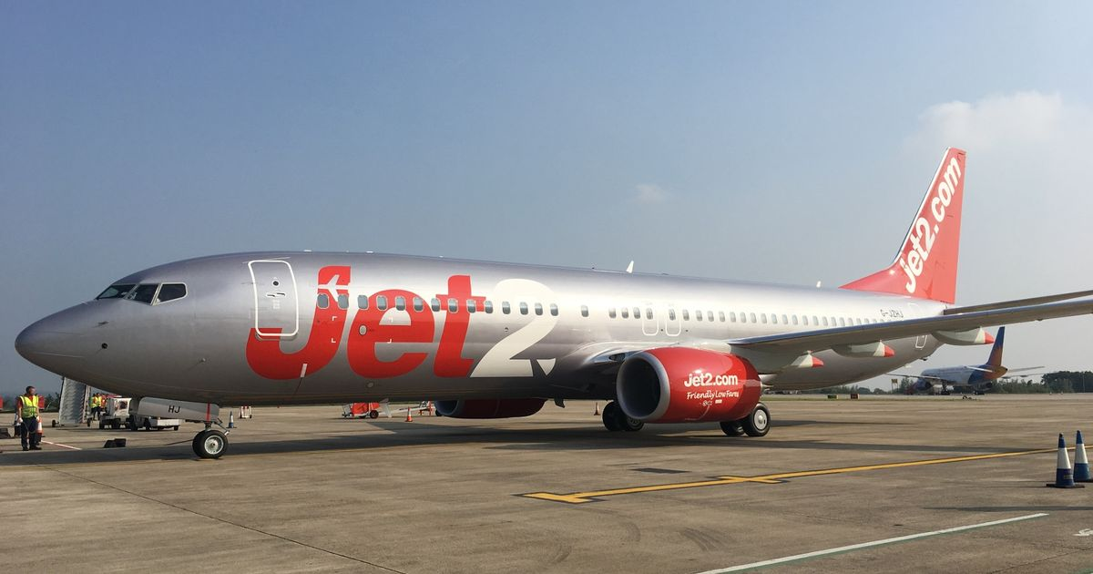 Jet2 anxious over UK Government foreign travel plan