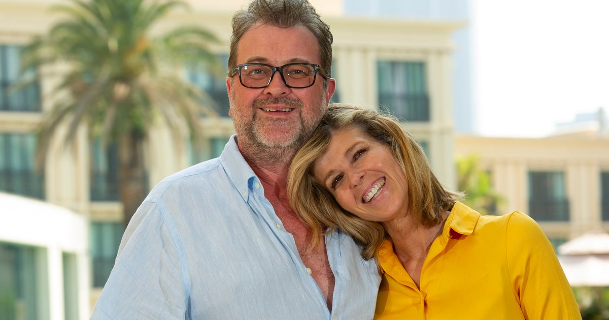 Kate Garraway's husband Derek Draper returns home after year in hospital
