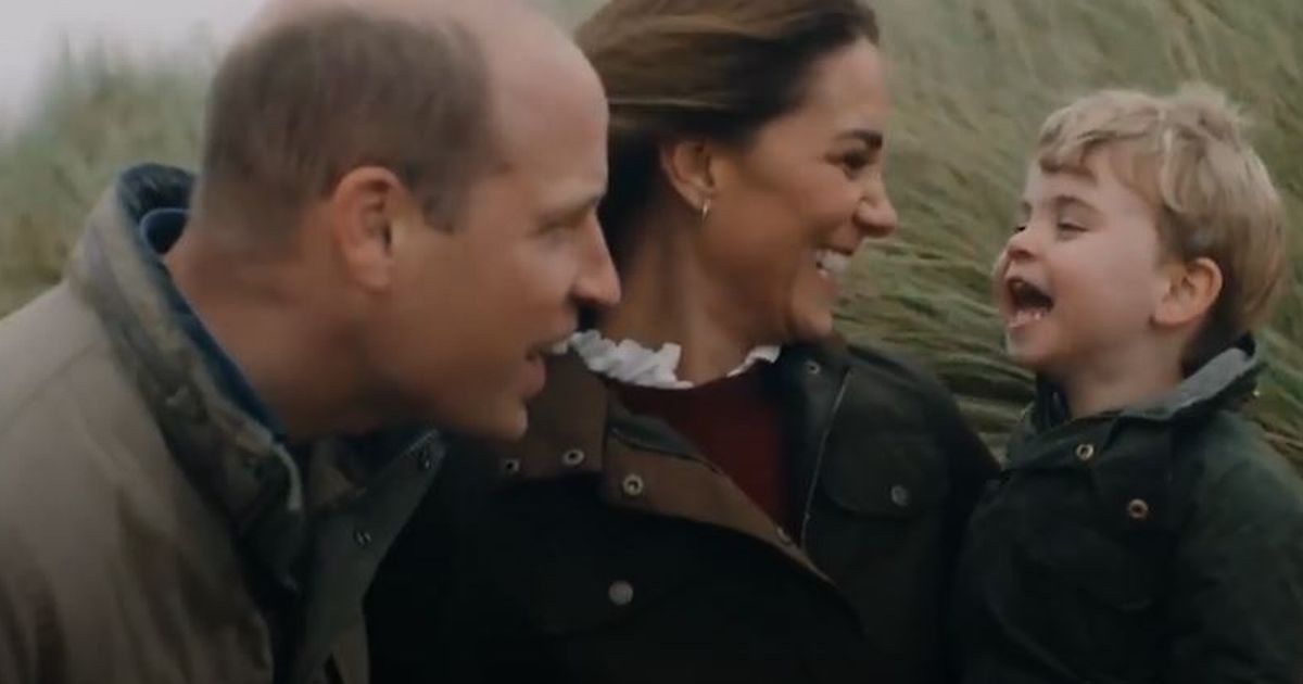 Kate Middleton and Prince William release rare family video with their kids