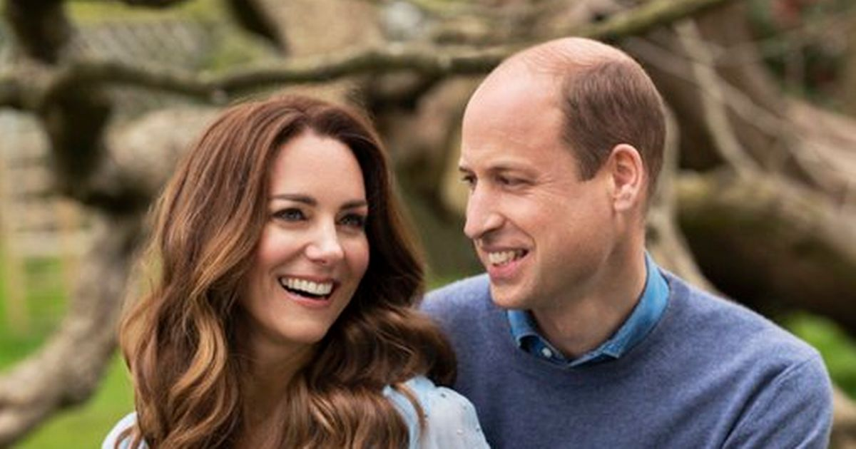 Kate Middleton and Prince William share sweet new photos ahead of anniversary