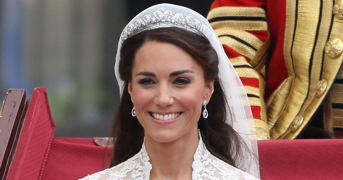 Kate Middleton in bomb drama on day of royal wedding to Prince William