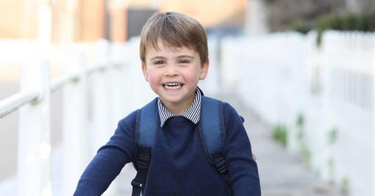 Kate Middleton shares adorable picture of Prince Louis ahead of third birthday
