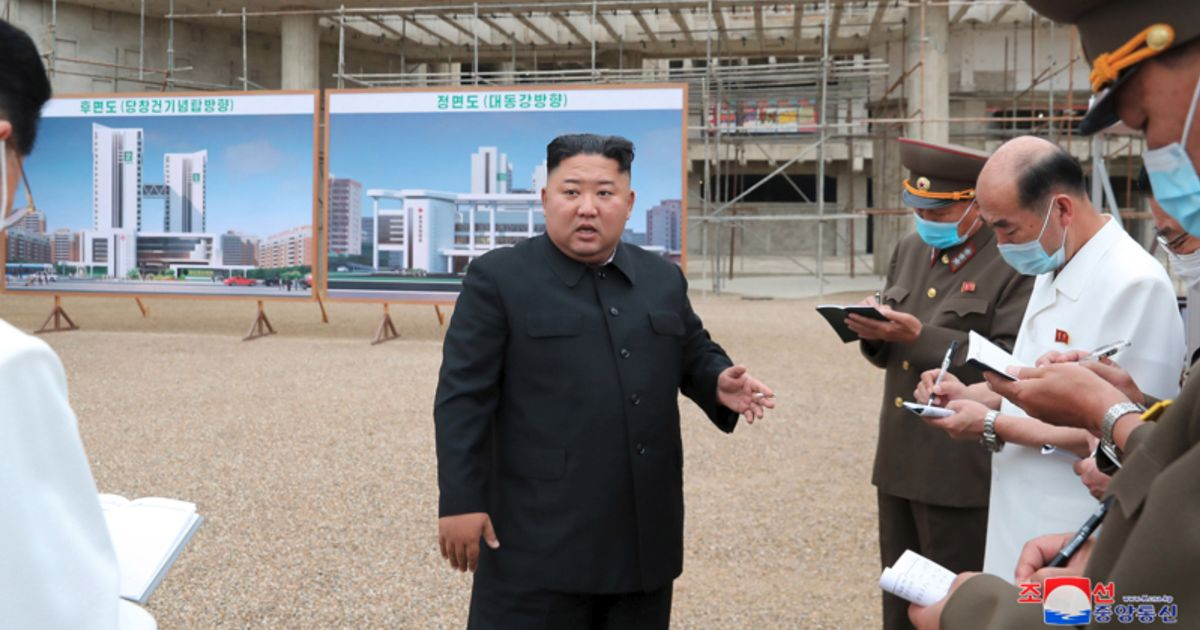 Kim Jong-un 'executes official who imported cheap medical gear for hospital'