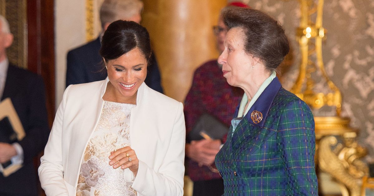 Lady C claims Princess Anne had 'grave concerns' about Meghan Markle