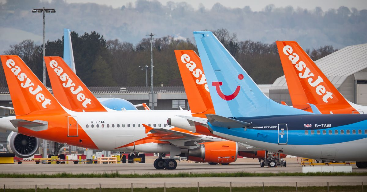Latest from easyJet, Ryanair, TUI and others as 'red list' updated