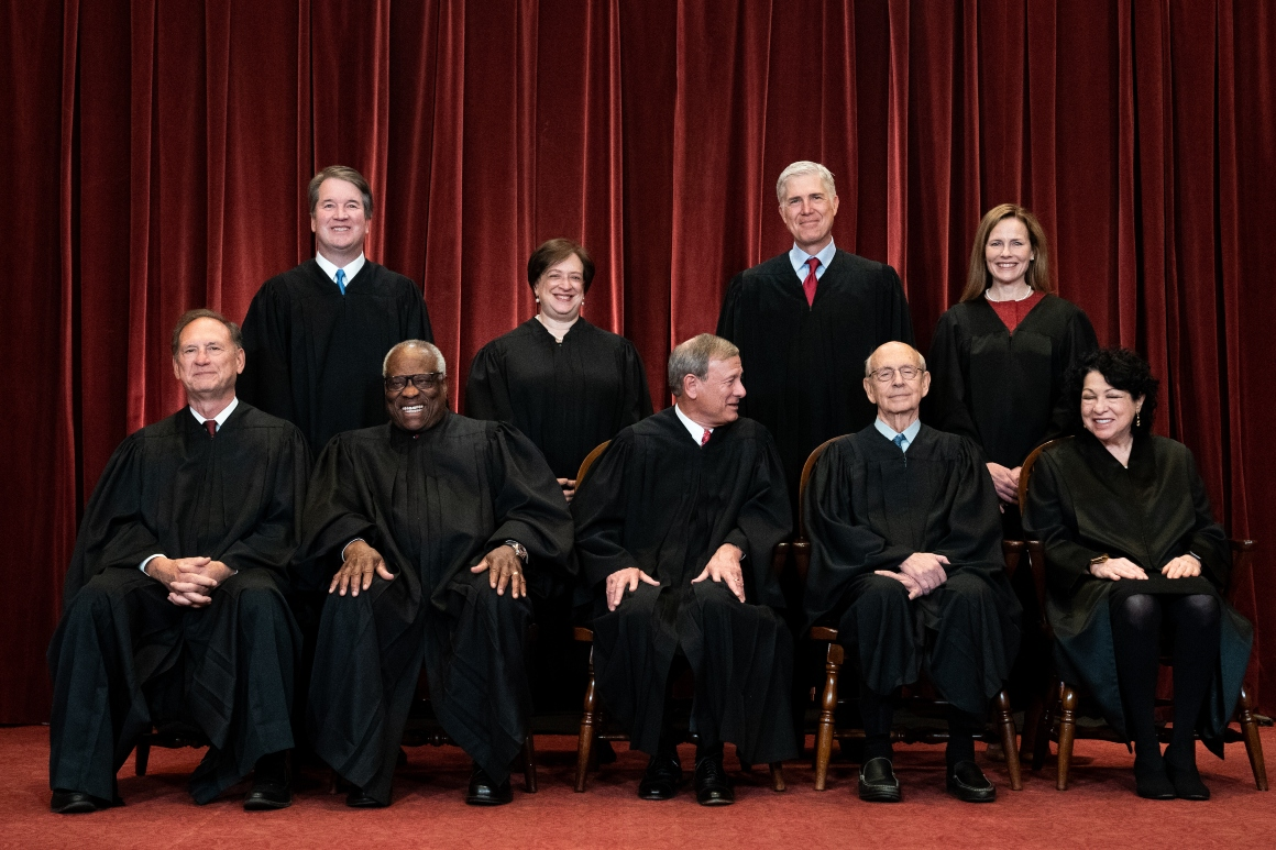 Liberal push to expand Supreme Court is all but dead among Hill Dems