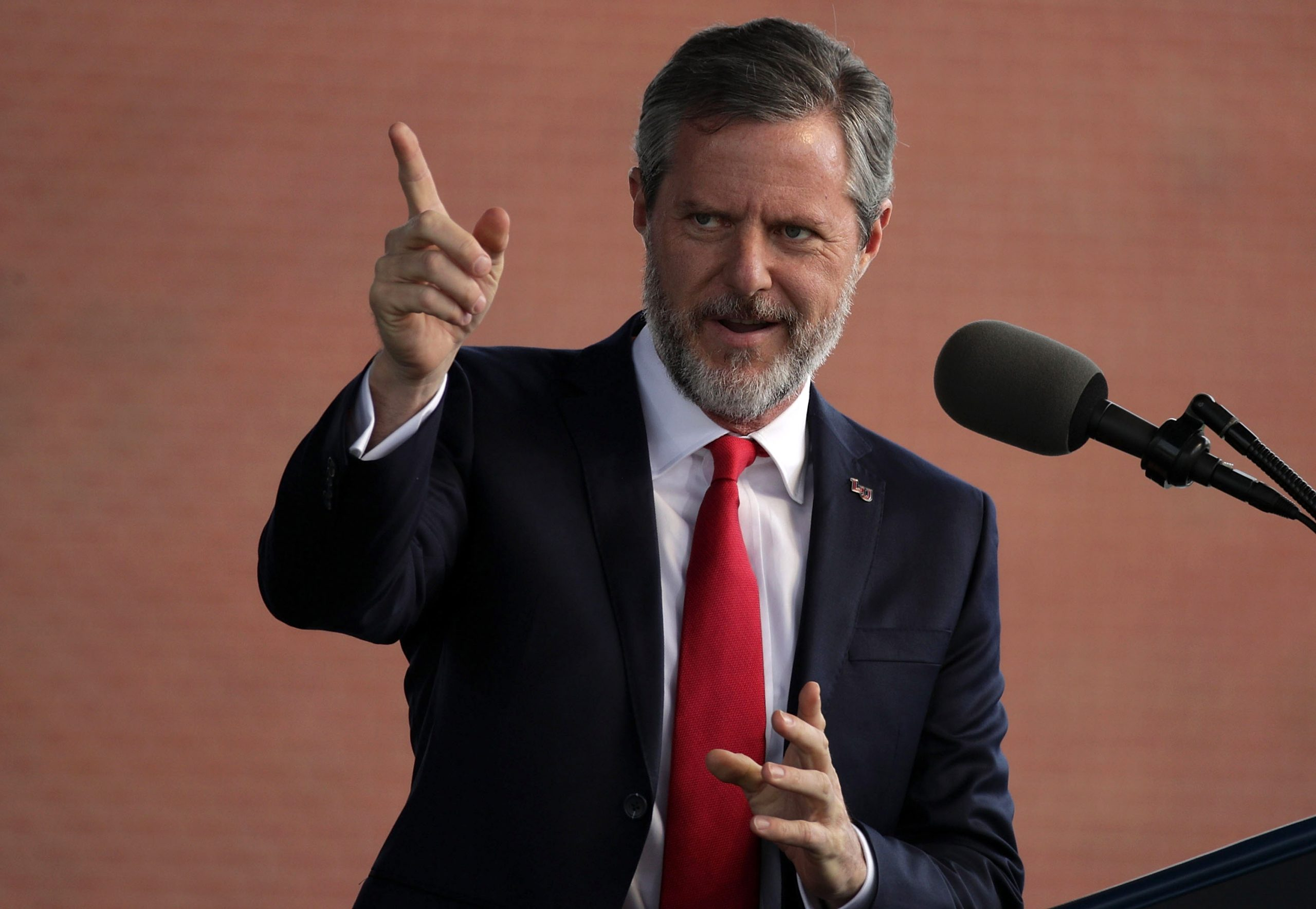 Liberty University sues Falwell for $10M, in sharp break with former president