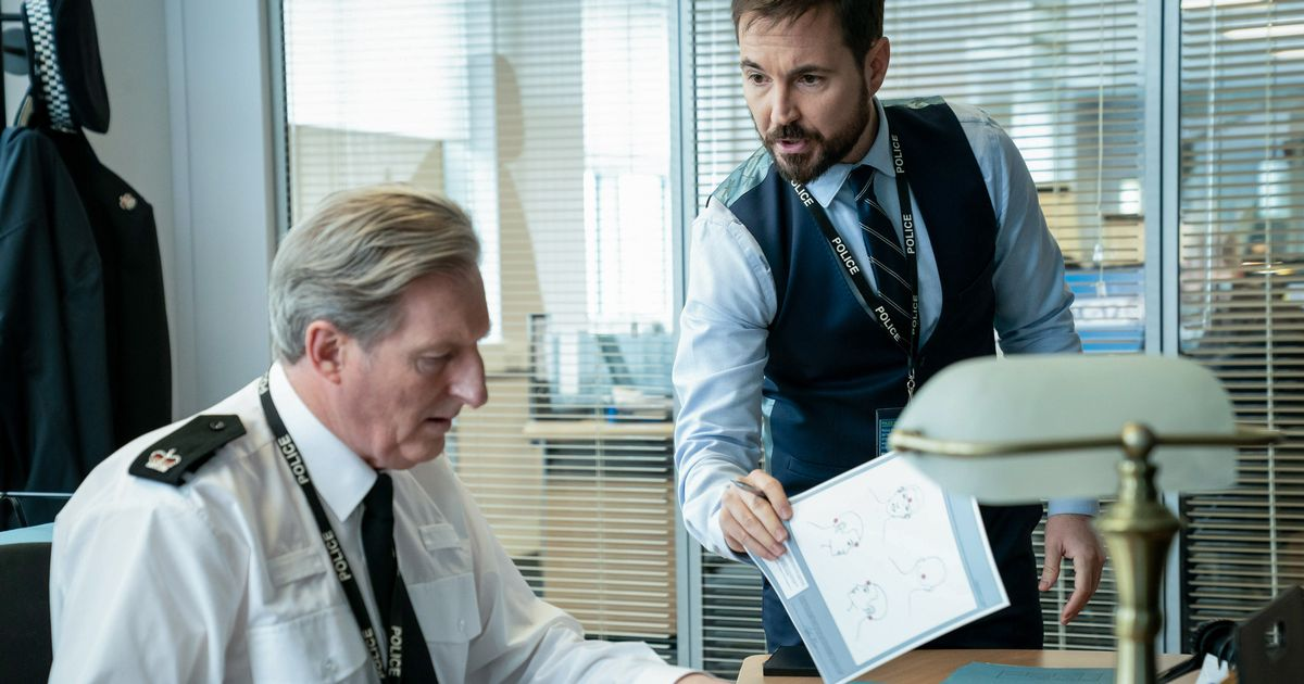 Line of Duty - why are there so many Northern Irish cops on TV?