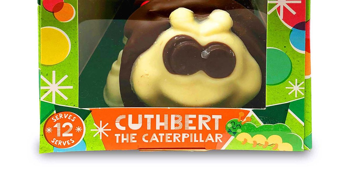 M&S starts legal action against Aldi over Colin the Caterpillar