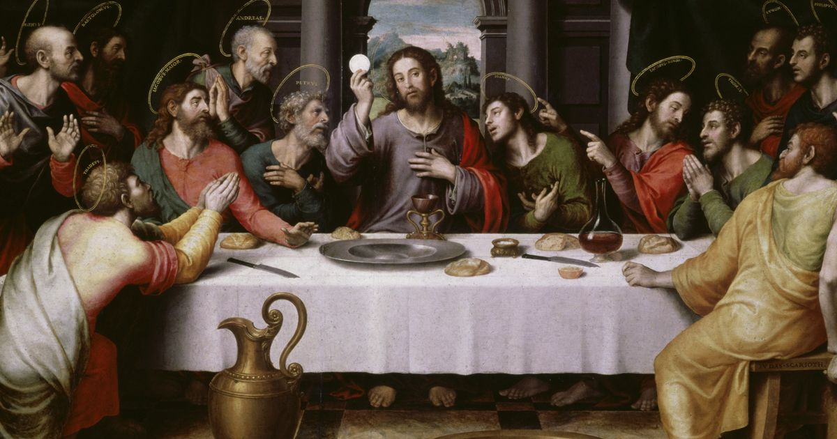 Maundy Thursday story and traditions as Christians commemorate Last Supper today
