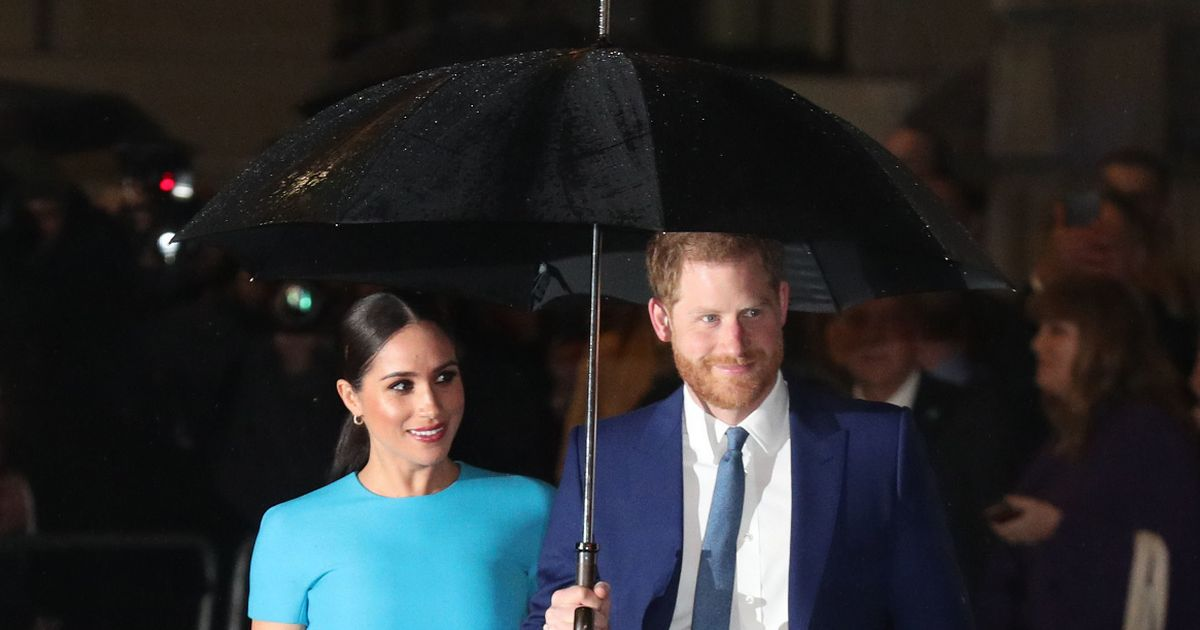 Meghan Markle and Prince Harry pay tribute to Prince Philip
