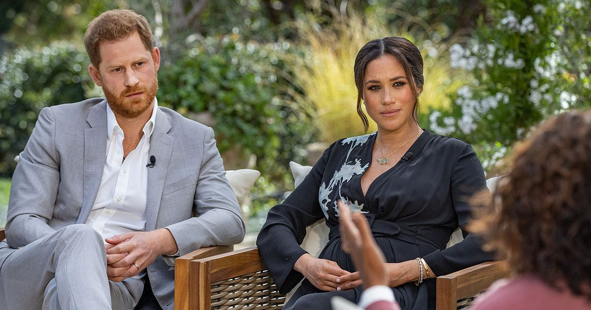 Meghan Markle was told by Queen she could continue acting