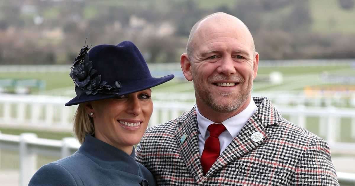 Mike Tindall pays tribute to 'devoted' Prince Philip with touching family photo