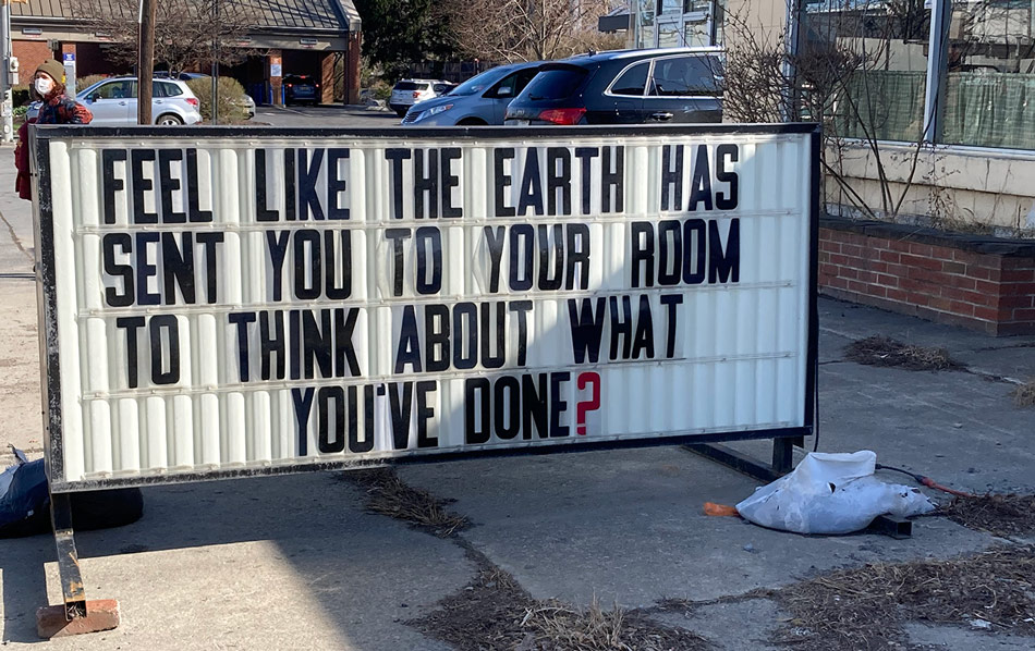 Mind Your Planet!
