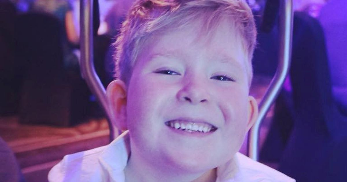 Miracle boy born with 2% of his brain celebrates 9th birthday