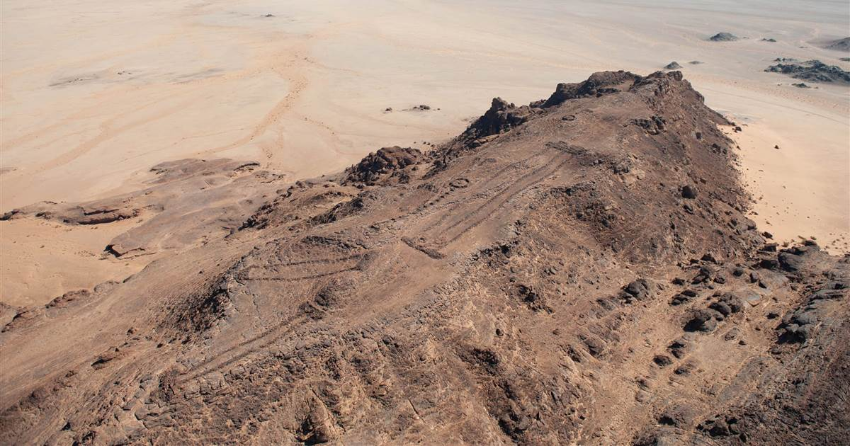 Mysterious structures in Saudi Arabia thousands of years older than Stonehenge, pyramids
