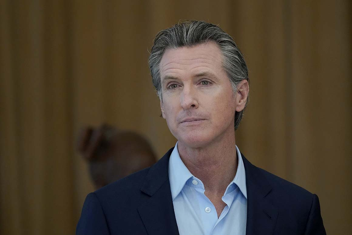 Newsom gets strong ratings on schools, economy despite recall attacks