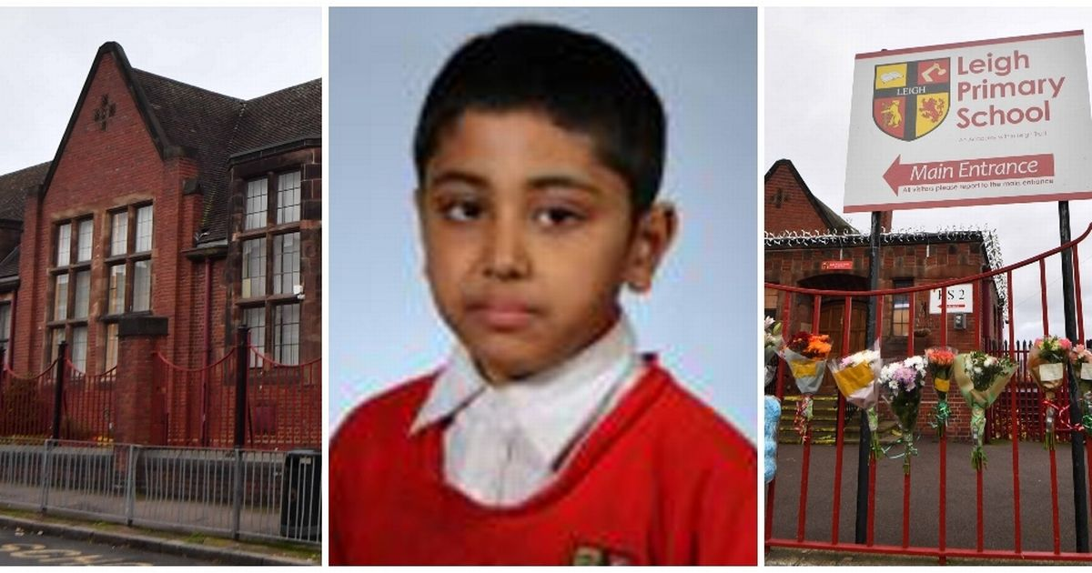 Oversized trainers may have been a 'factor' in death of school boy, inquest told
