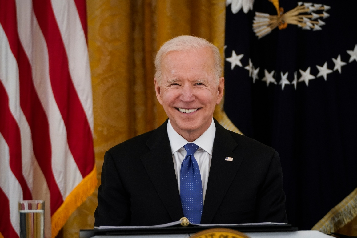 Paper plates and school buses: What you might have missed in Biden's infrastructure plan