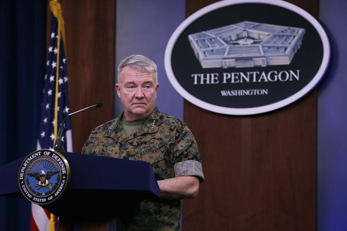Pentagon investigated suspected Russian directed-energy attacks on U.S. troops