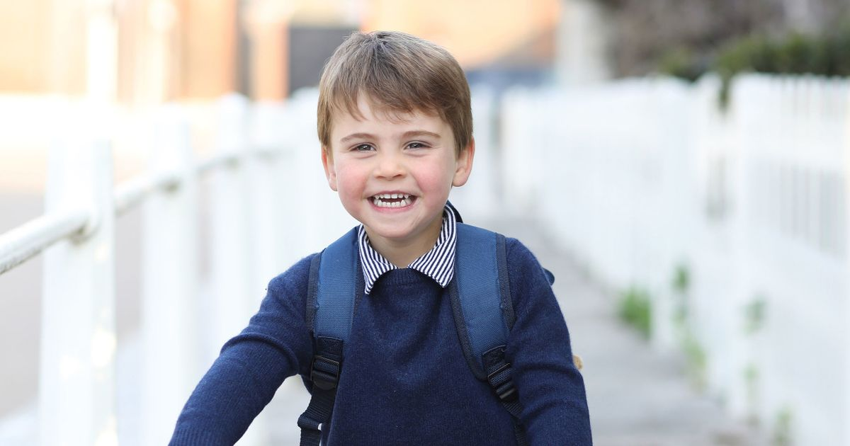 Photo of Prince Louis released to mark third birthday