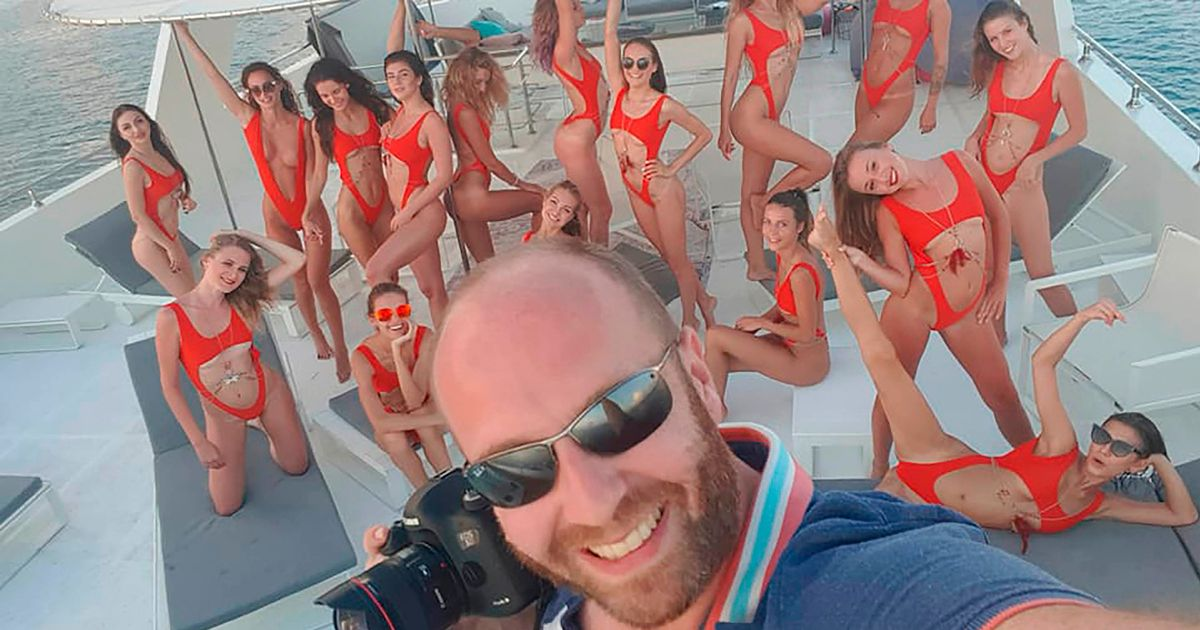 Playboy in Dubai jail for naked model pic now has Covid but apologises for stunt