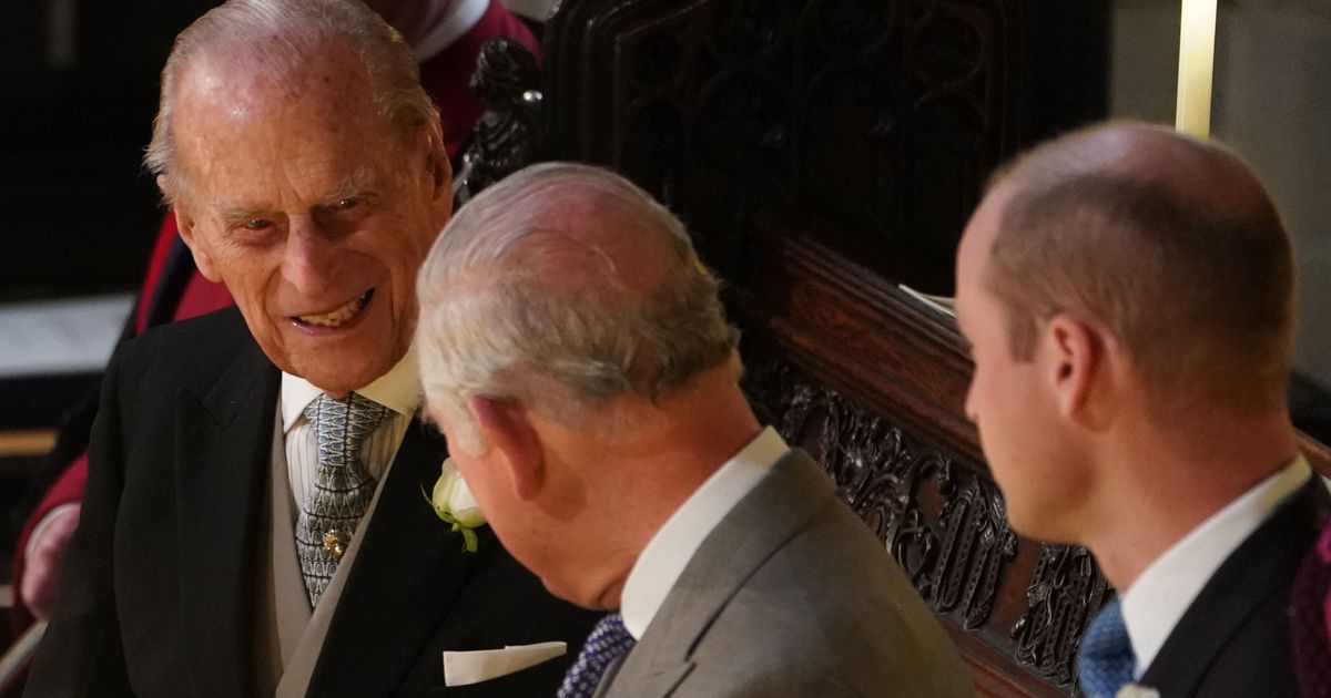 Prince Charles pays tribute to 'dear Papa' as funeral details announced