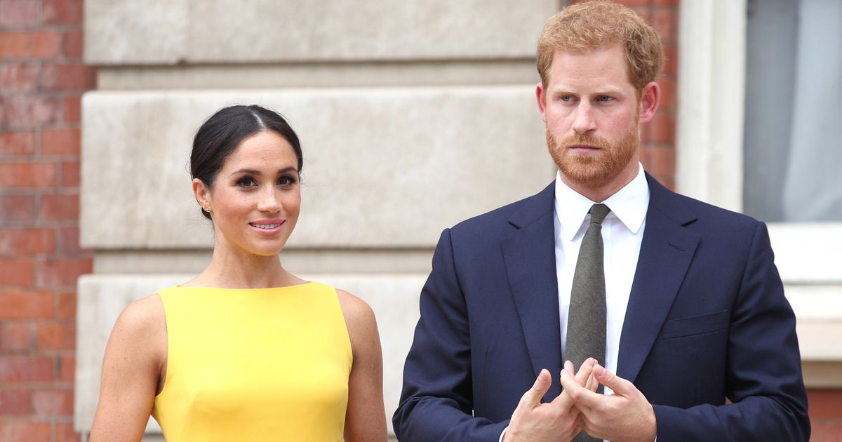Prince Harry believes 'things are just getting started' for him and Meghan