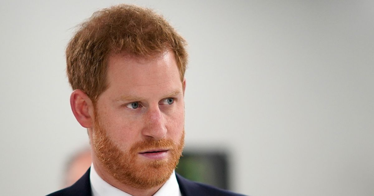 Prince Harry is back in the UK ahead of Prince Philip's funeral