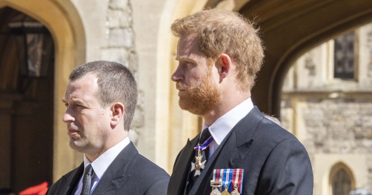 Prince Harry skipped flight back to Meghan to see his dad instead