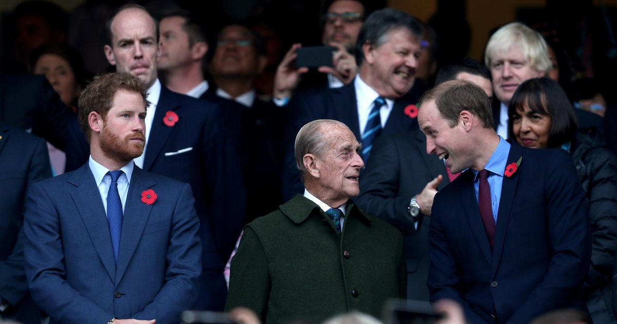 Prince Harry to rush home from America for Prince Philip's funeral