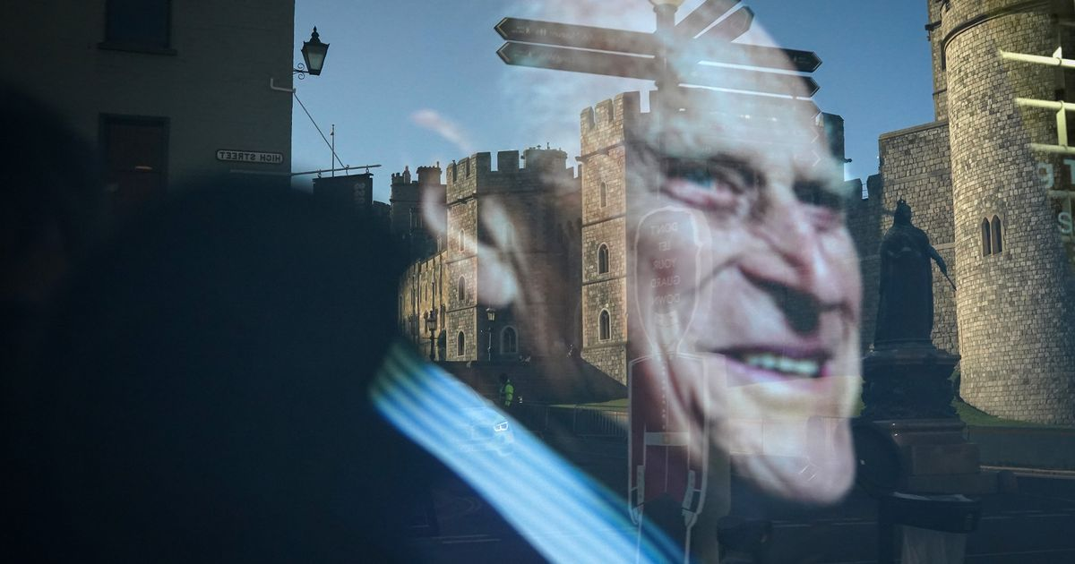 Prince Philip's funeral: The key timings on the day
