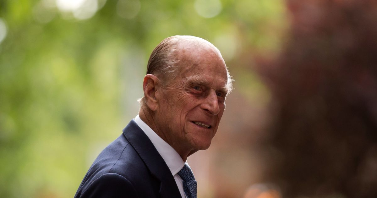 Prince Philip's funeral plans revealed - including minute silence