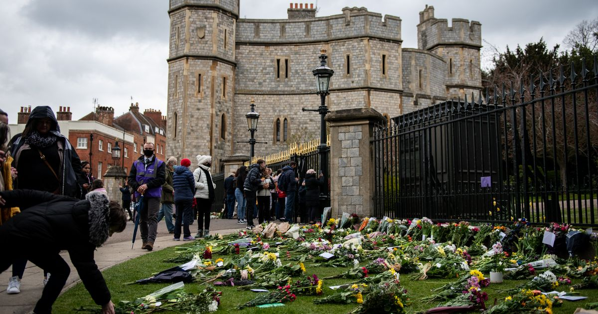 Prince Philip's upcoming Windsor Castle funeral will centre around the military