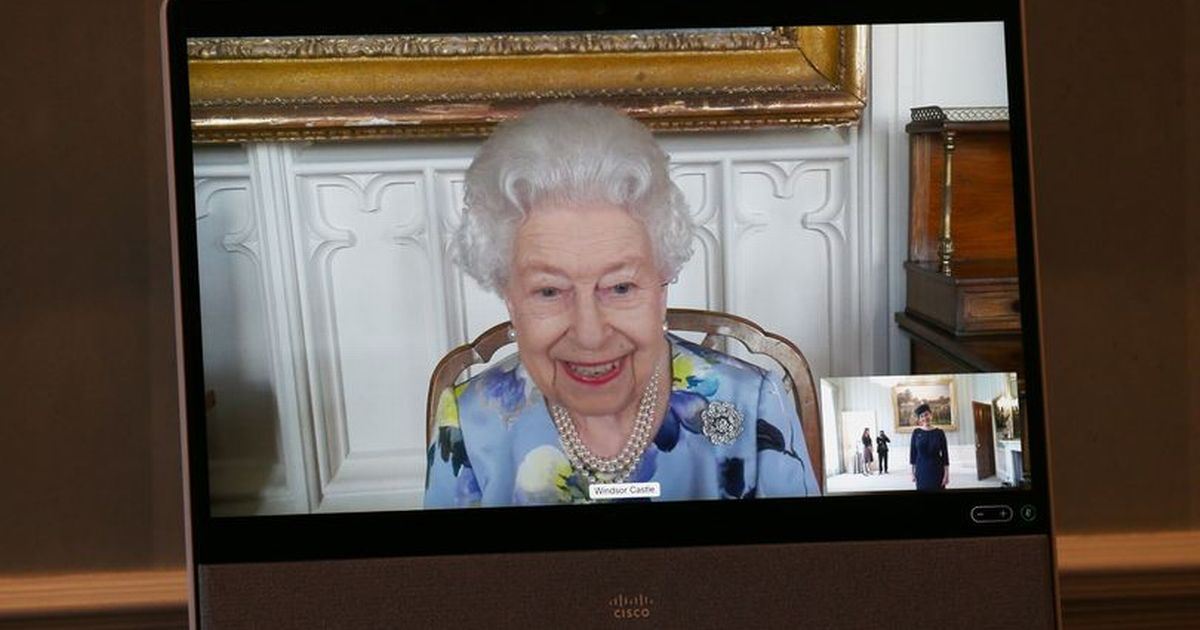Queen back to work for first time since Prince Philip's funeral