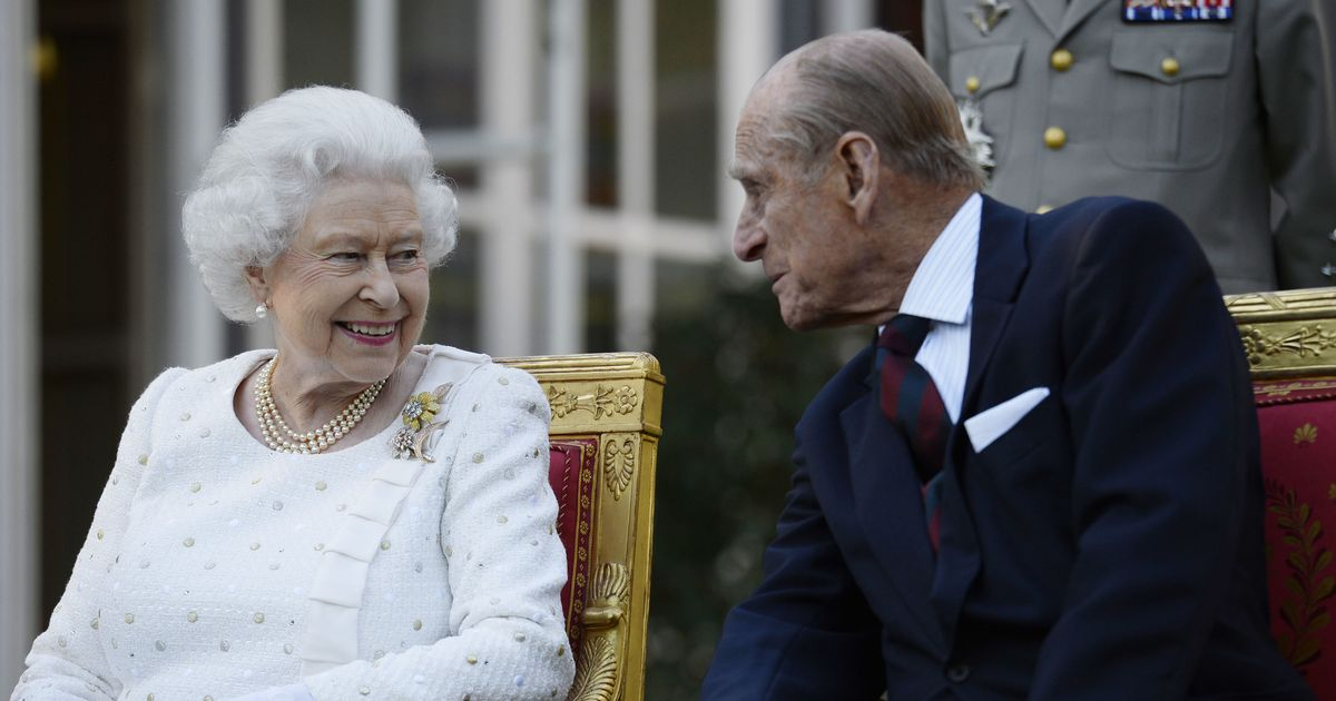 Queen has final private goodbye with beloved Prince Philip