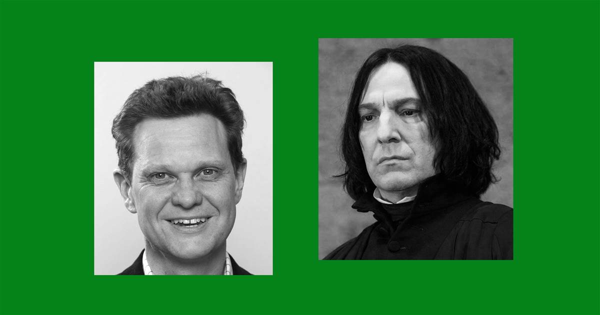 Real life Professor Snape goes viral for leading Covid-19 vaccine study