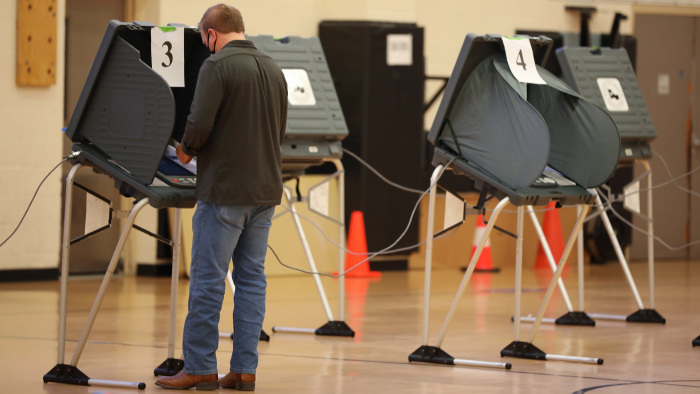 Republicans Say They Care About Election Fraud. Here's How They Could Actually Prevent It.