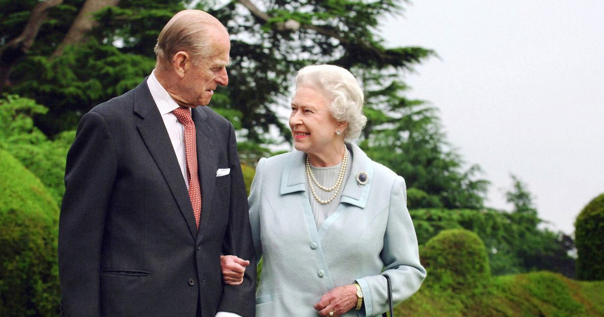 Royal Family share moving quote from the Queen about Prince Philip