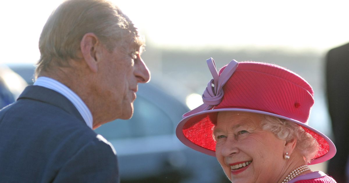 Royal Family share moving quote from the Queen about the Duke of Edinburgh