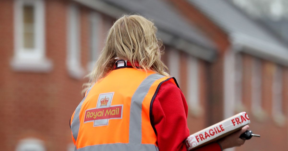 Royal Mail delivery schedule over Easter break - including Covid-19 tests