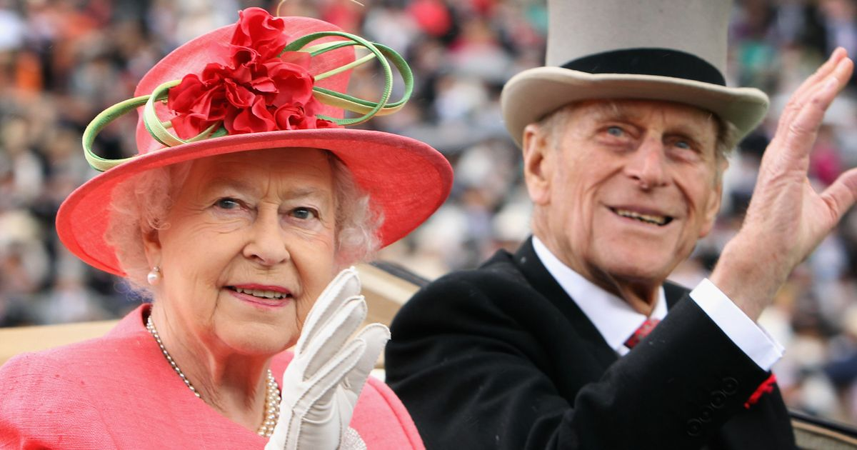 Royal family give details of Prince Philip's 'gentle' final moments