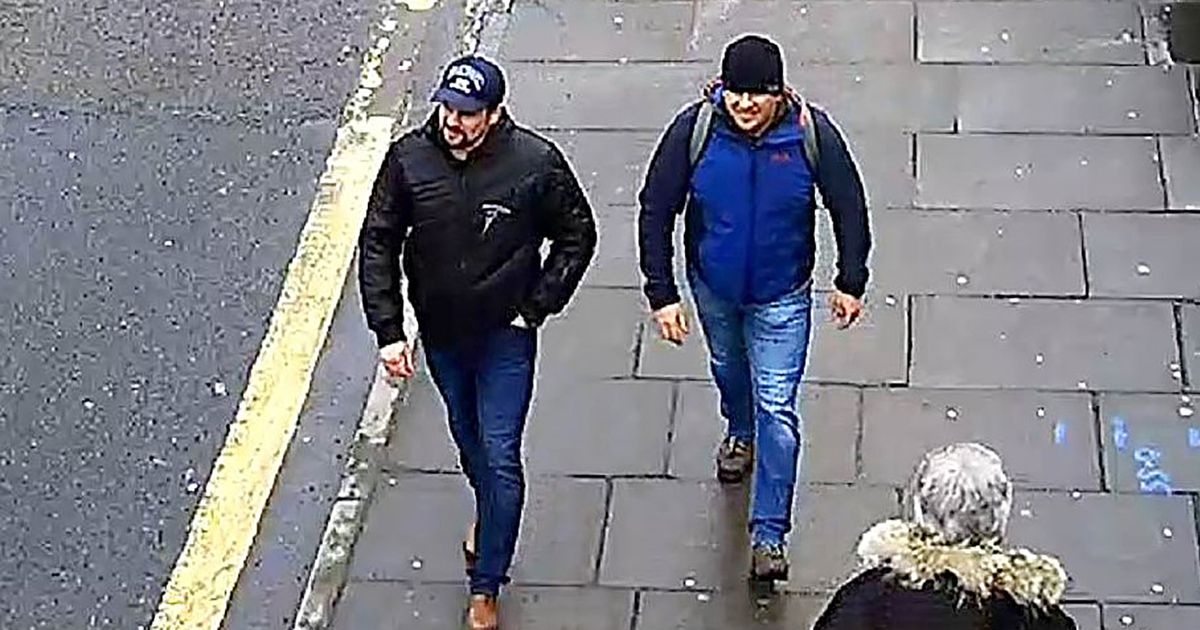 Russian duo suspected of Novichok poisoning accused of 2014 Czech bomb blast