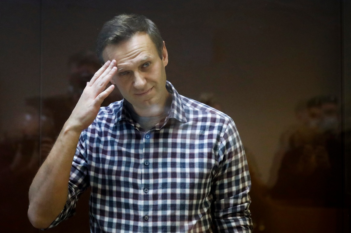 Russian's Navalny to end prison hunger strike on 24th day