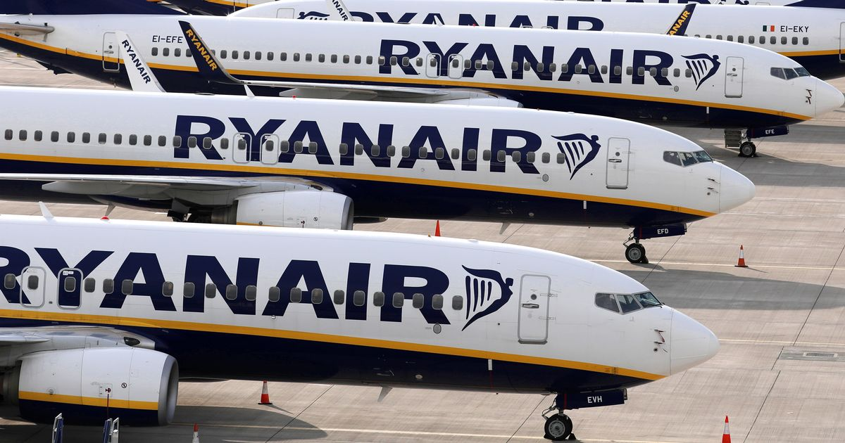 Ryanair announces Covid losses less than expected