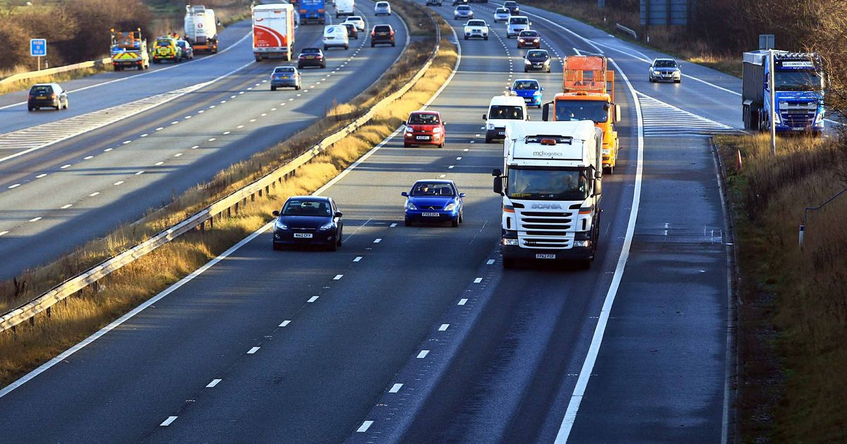 Self-driving cars could soon be on motorways after DfT approval