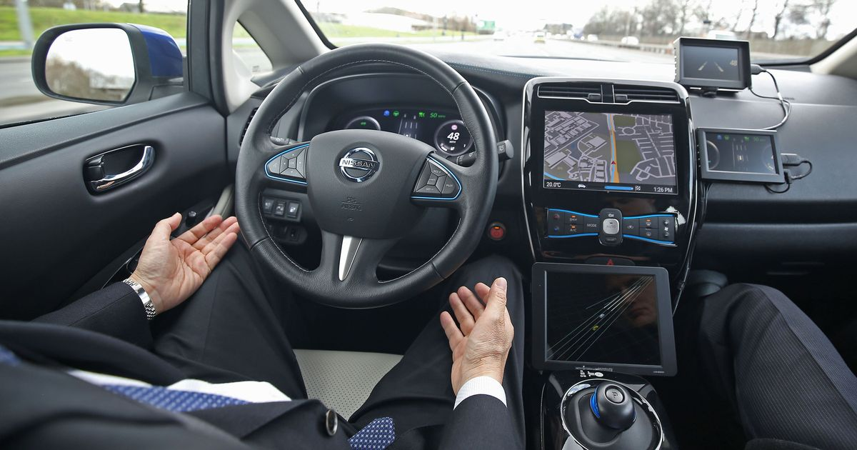 Self-driving cars to be allowed on UK motorways