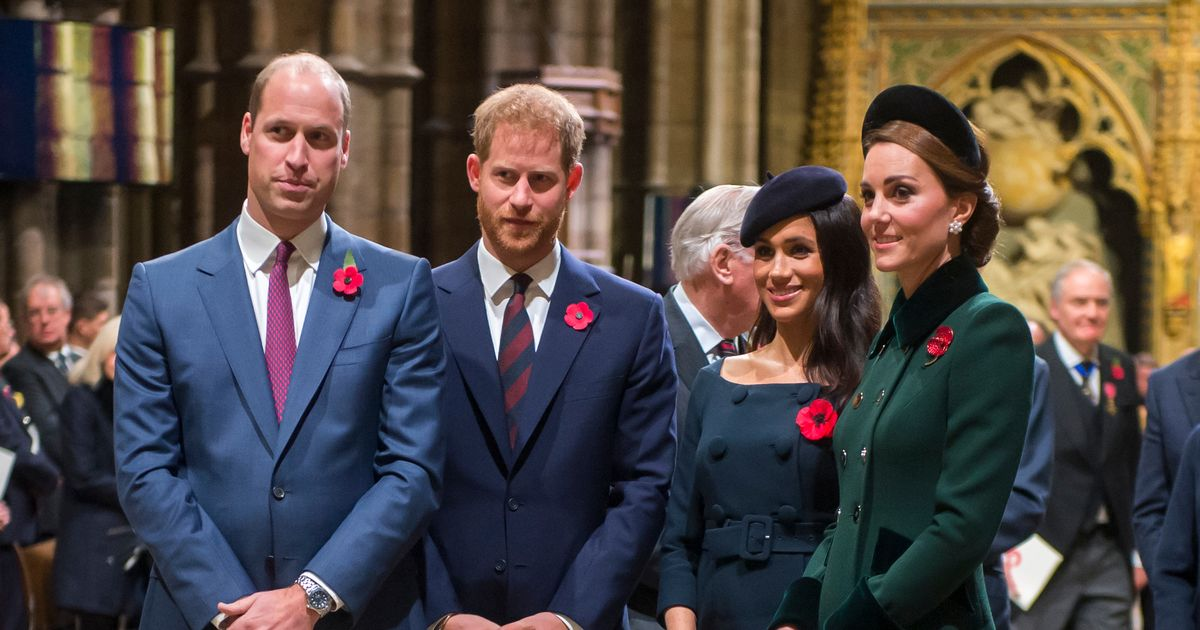Shared grief over Prince Philip 'an ideal opportunity' to mend royal rifts