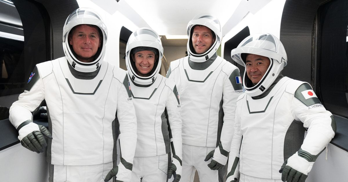 SpaceX Crew-2 UK launch time and how to watch NASA astronaut mission live
