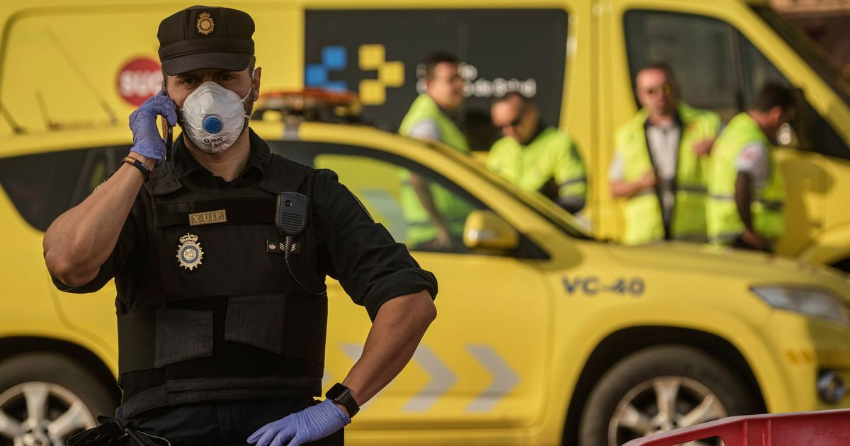 Spanish man charged with infecting 22 people with Covid